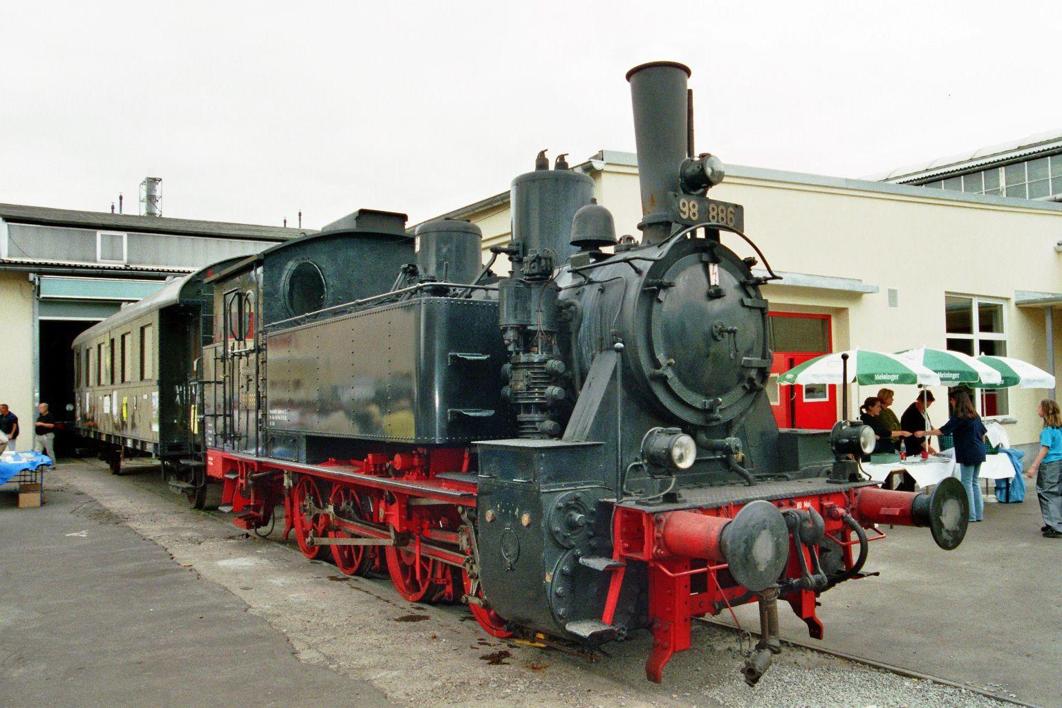 98 886 Meiningen, 2002